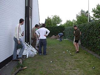 Petanquespel 2005