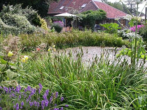 Tuin aanleggen for Landelijke tuin aanleggen