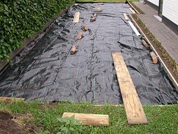 Tuin aanleggen uncategorized for Vliegen in de tuin